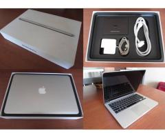 MacBook Pro 13 Retina Display 2013