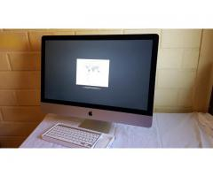 Imac SLIM 27 5K 8GB 1TB AMD R9 380X LATE 2015