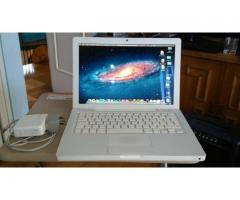 Macbook White 2.1 500 Gb 4 Gb Ram