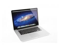 VENDO MACBOOK PRO 15