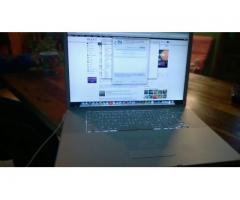 Macbook Pro 17 pulgadas core2duo